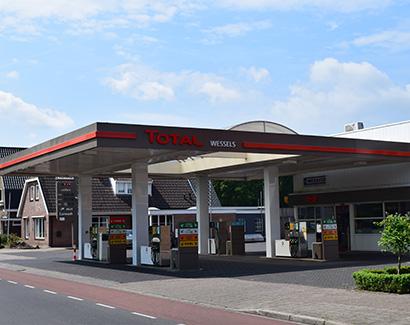 <h2>Tankstation</h2> <p>Meer dan alleen brandstof.</p>